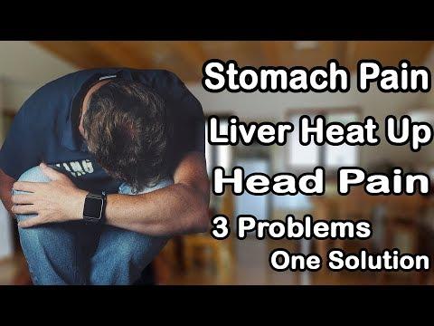 Headache Relief Stomach Pain