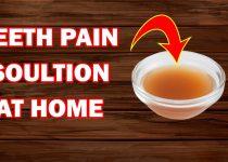 How To Relieve Tooth Pain - Danto Ka Dard Fori Thek Sirf Kaloni Sirka