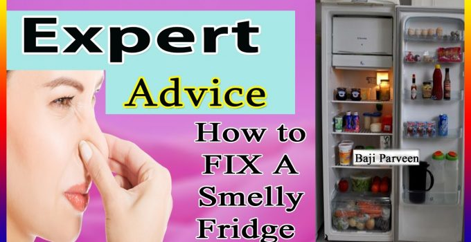 How to Fix a Smelly Fridge - Frezer Ki Badbo Door Karne Ka Asan Nuskha
