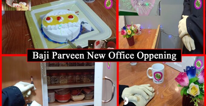 In this video i will l show you My New Office - Baji Parveen Office Vlog