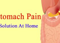 Stomach Pain Solution At Home